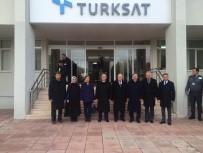 MİHRİMAH BELMA SATIR - Darbe Araştırma Komisyonu'nun TÜRKSAT Ziyaretine CHP'li Üyeler Katılmadı