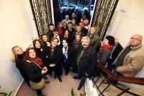 MUSEVİ CEMAATİ - Dario Moreno'ya Konak'ta Görkemli Açılış