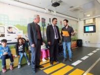 TRAFİK EĞİTİMİ - Didim'de Öğrencilere Trafik Eğitimi