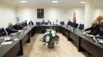 MECLIS BAŞKANı - DTO'da Atılan Personelin Durumu Olağanüstü Toplantıda Görüşüldü