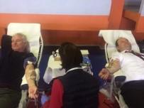 YıLDıRıM BEYAZıT - Edirne Yıldırım Beyazıt Anadolu Lisesi'nde Kan Bağışı