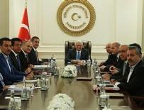 BİLİM SANAYİ VE TEKNOLOJİ BAKANI - Ekonomi Koordinasyon Kurulu toplandı