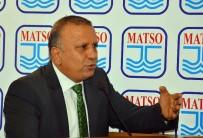 TICARET VE SANAYI ODASı - Ekonomik Daralmaya Rağmen Manavgat'ta 55 İlden Fazla Şirket Kuruldu