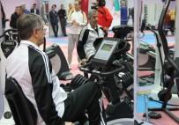 MUSTAFAPAŞA - Elazığ'da Kadınlardan Sonra Erkeklere De Ücretsiz Spor Merkezi