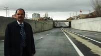 BURHAN KAYATÜRK - Erciş Köprülü Kavşağı Yapımında Sona Gelindi