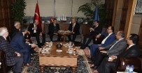 VEYSEL EROĞLU - Eroğlu Açıklaması 'Uludağ Bursalıların'