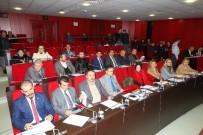 GEBZE BELEDİYESİ - Gebze'de Yılın Son Meclis Toplantısı Yapıldı