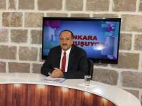 CEMİL ÇİÇEK - Gölbaşı Belediye Başkanı Duruay Yapılan Yatırımları Anlattı
