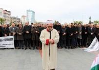İSMAİL HAKKI - Halep'te Ölenler İçin Samsun'da Gıyabi Cenaze Namazı Kılındı