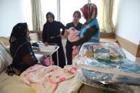 HASTANE - Haliliye'den 260 Bebeğe Hoş Geldin Hediyesi