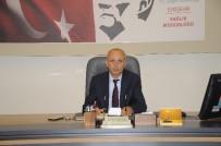 BIRLEŞMIŞ MILLETLER - İl Sağlık Müdürü Dr. Mumcu'nun Dünya Engelliler Günü Mesajı