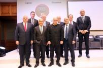 BORUSAN HOLDİNG - İş Dünyasının Liderleri 'CEO Club'da 2017 Öngörülerini Paylaştı
