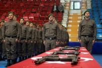 ÖZDEMİR ÇAKACAK - Jandarmada Duygulandıran Yemin Töreni