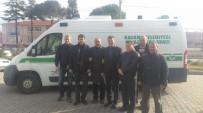 Kalkım Belediyesi Cenaze Nakil Aracına Kavuştu