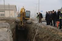 KANALİZASYON - Kanalizasyon Hattı Yenileme Çalışmalarında Sona Gelindi