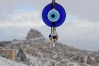 ÇİNLİ - Kapadokya'dan Muhteşem Kar Manzaraları