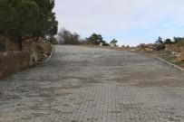 CENGIZ ERGÜN - Karayağcı'da Çalışmalar Tamamlanıyor