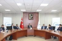 İSTİŞARE TOPLANTISI - Kilis'te KBRN Toplantısı Yapıldı