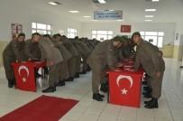 MEHMET SIYAM KESIMOĞLU - Kırklareli'nde 365. Kısa Dönem Jandarma Erler Yemin Etti