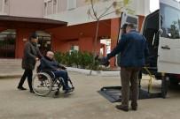 MUHITTIN BÖCEK - Konyaaltı Belediyesi'nden Engellilere Hizmet
