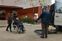 MUHITTIN BÖCEK - Konyaaltı Belediyesi'nden Engellilere Yıl Boyu Hizmet