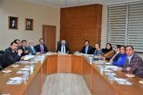 LABORATUVAR - Körfez'e Yapılacak Tam Donanımlı Devlet Hastanesinin Toplantıları Devam Ediyor