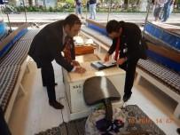 YOLCU TAŞIMACILIĞI - Köyceğiz Ve Dalyan'da Çalışan Tekneler Ruhsatlandırılıyor