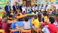 FAIK GÜNGÖR - Lapseki'de Öğrencilere Ağız Ve Diş Sağlığı Eğitimi