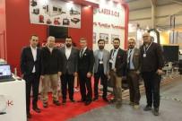 HINDISTAN - 'Made In Turkey'İ Dünyaya Lazerle Kazıyorlar