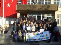 HALİT BENEK - Mardin'deki Yardım Kampanyasına Görele'den Destek