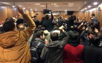 MAVİ MARMARA - Mavi Marmara Davası Yaşanan Gerginlik Üzerine Ertelendi