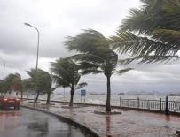 METEOROLOJI - Meteoroloji'den lodos ve fırtına uyarısı