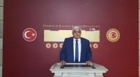 MEHMET MÜEZZİNOĞLU - Milletvekili Dülger'in Yeni Hastane Açıklaması