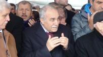 RıDVAN FADıLOĞLU - Milletvekili Fakıbaba'nın Ablası Dualarla Son Yolculuğuna Uğurlandı