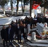 MUSTAFA YAŞAR - Namık Kemal Mezarı Başında Anıldı