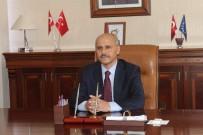 BIRLEŞMIŞ MILLETLER - Niğde Valisi Peynircioğlu'ndan 3 Aralık Engelliler Günü Mesajı