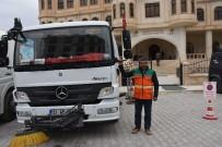 Nusaybin Belediyesi 2 Yeni Temizlik Aracı Aldı