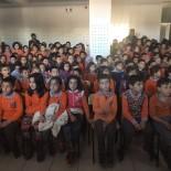 DİŞ FIRÇASI - Öğrencilere Ağız Ve Diş Sağlığı Eğitimi