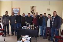 SERBEST MUHASEBECİ MALİ MÜŞAVİRLER ODASI - Ortacalı Muhasebeciler Şampiyon Oldu