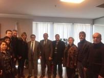 AHMET ÖZDEMIR - Özdemir, İlçe Hastanesi İçin Erdem'den Destek İstedi