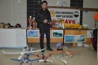 TOPLUMSAL OLAYLAR - DÜ, İnsansız Hava Aracının Maliyetini Düşürdü