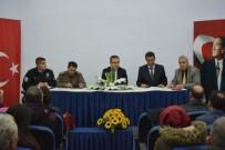 RECEP ÇETIN - Saray'da Eğitim Koordinasyon Toplantısı
