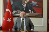 ÖZERK ÖZCAN - Saruhanlı Kaymakamlığı'na Özerk Özcan Atandı