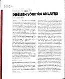 AKILLI BİNA - SAÜ Rektörü Muzaffer Elmas'ın Makalesi Yayımlandı