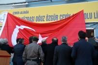 ŞEHİT YÜZBAŞI - Şehit Yüzbaşı Oğuz Özgür Çevik'in İsmi Aliağa'da Okula Verildi