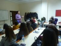 KAPITALIZM - Sinema Yazarı Serkan Paydak Öğrencilerle Buluştu