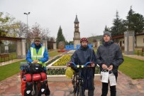 BİSİKLET - Soğuk Hava Koşulları ''Bisiklet Dostluğuna'' Engel Olmadı