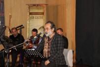 RECEP GARIP - 'Sonbahar Şiir Gecesi' Duygulandırdı