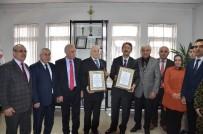 BATı KARADENIZ - Tokat'a Yenilikçilik Beratı Ödülü
