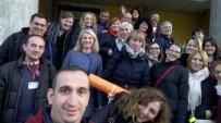 EĞİTİM SİSTEMİ - Tokatlı Öğretmenler İtalya'da Erasmus Projesine Katıldı